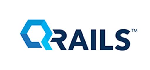 QRails logo